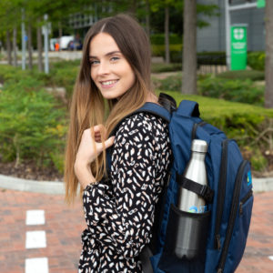 Backpacks & lunch/Cooler Bags Manufactured From Recycled Plastic Bottles