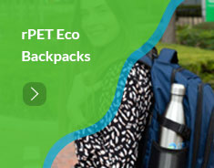 rPET Eco Backpacks/Laptop/bags