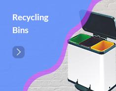 Recycling Bins (NEW PRODUCT RANGE)